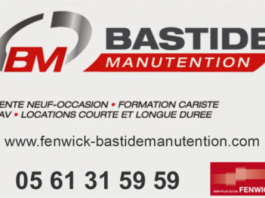 Bastide Manutention