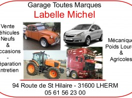 Garage Labelle Michel