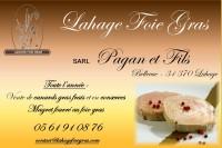 Lahage Foie Gras
