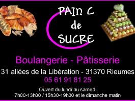 Pain C de Sucre