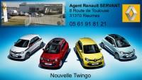 Renault Servant