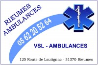Rieumes Ambulances