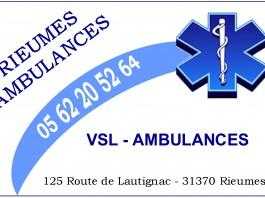 Rieumes Ambulances