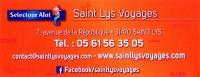 Saint Lys Voyages