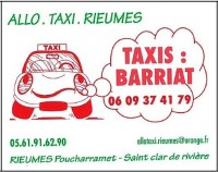 Taxis Barriat