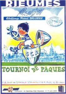 Tournoi PAQUES