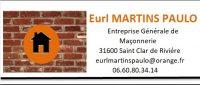 Eurl MARTINS PAULO