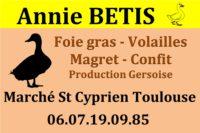 Annie BETIS