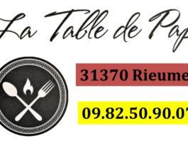 Table de PAPI